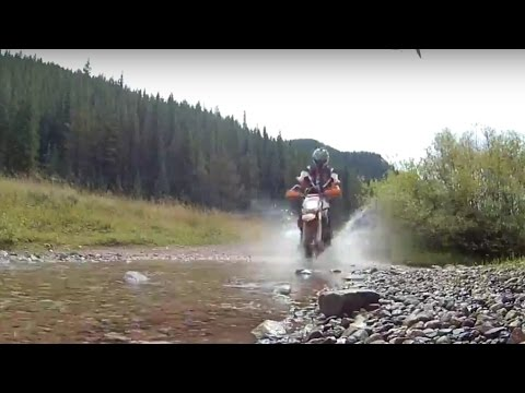 KTMs Crested Butte Day1 - 2of2 Italian Creek To Taylor River Road To CementCreek