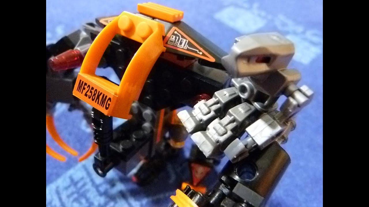 так лего гладиаторы роботы видео помощи телесного