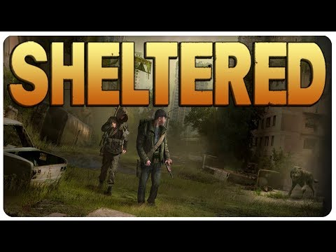 NEW BUNKER EXPLORATION TEAM, 2 Search Parties! | Sheltered Gameplay 1.6