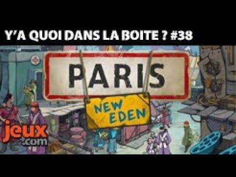 Paris New Eden - UNBOXING