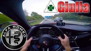Alfa Romeo Giulia 2016 Videos