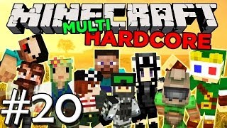 Minecraft MultiHardcore: Episode 20 - Heksa vender tilbake!