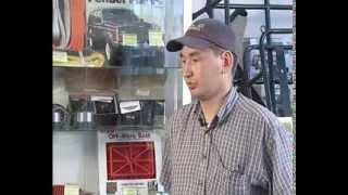 Nissan Safari полный обзор внедорожного тюнинга видео
