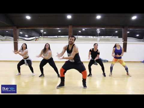 Tempted to Touch (remix) - Daddy Yankee ft. Da Rupee / ZUMBA