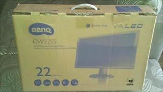 обзор монитора BenQ GW2255
