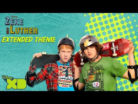 Zeke and Luther Extended Theme Song | Disney XD