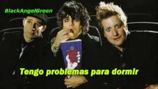 Green day- Brain stew- (Subtitulada en español)