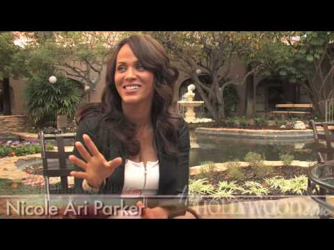 Nicole Ari Parker on Infidelity  HipHollywood.com