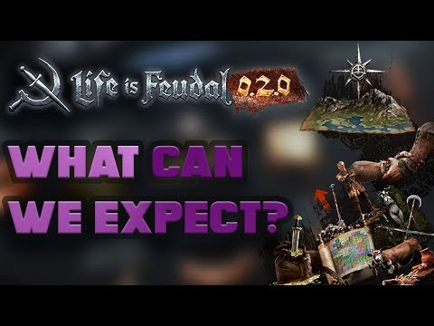 Life is Feudal: MMO - Version 0.2.0 | New Map and more! What can we expect?