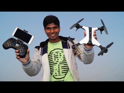 Best RC Drone Under 3000rs   XIANGYU XY017HW 2.4GHz 4Ch RC Drone Unboxing & Testing   Shamshad Maker