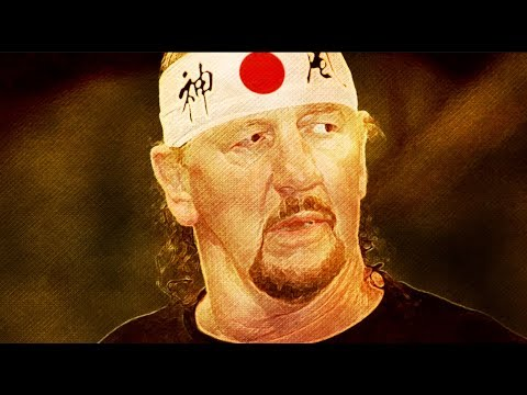 Terry Funk on why he has come out of retirement numerous times