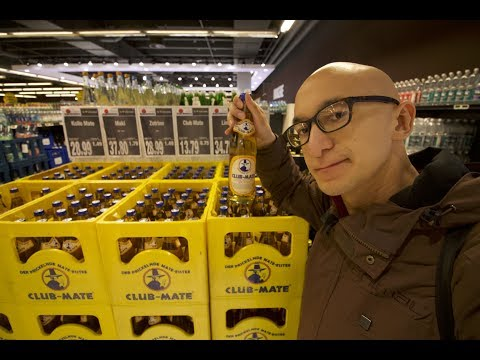 German Supermarket Haul in Dresden