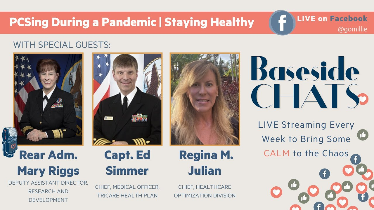 Pcsing During A Pandemic A Baseside Chat With The Defense Health