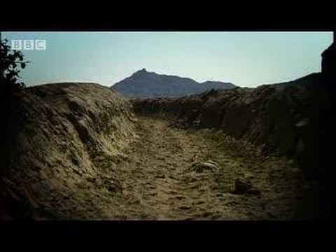 Surviving in the desert - The lost civilisation of Peru - BBC