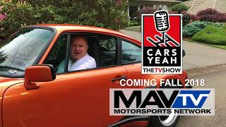 Gambar cover Cars Yeah The TV Show is Coming to MAVTV