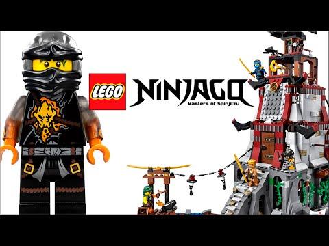 Лего Ниндзяго 7 сезон наборы. Осада маяка и LEGO Ninjago sets 2016