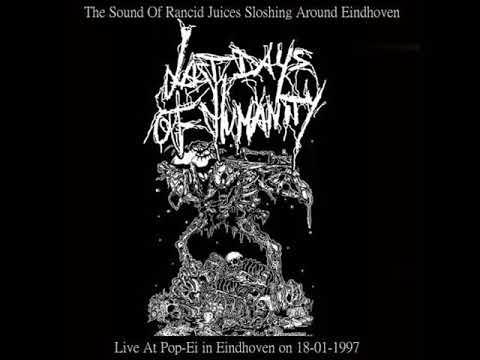 Last Days Of Humanity / Necrocannibalistic Vomitorium - Split - 2012 mp3