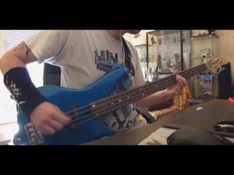 trust - police milice bass cover