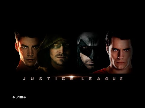 The Justice League Movie Trailer 2017- Zack Snyder (fan made)