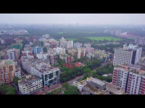Dhaka from a Drone 4K