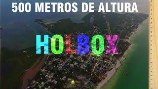 HOLBOX 500 METROS DE ALTURA 2017 - QUINTANA ROO, MEXICO