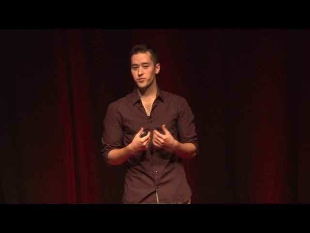 Asian Misrepresentation in Media | Peter Westacott | TEDxIthacaCollege