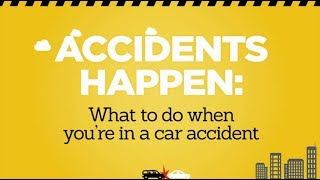 Accidents Happen: What to do when you're in a car accident (demo)