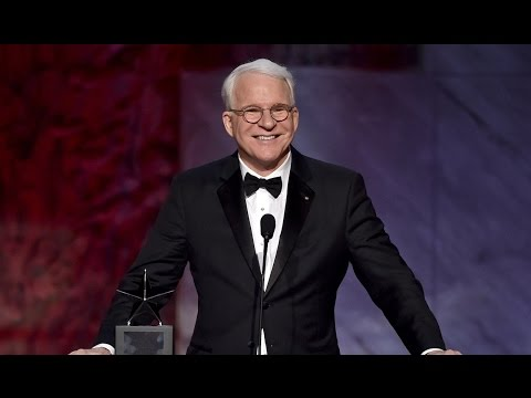 Steve Martin Accepts the 43rd AFI Life Achievement Award
