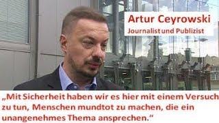 Polnisches TV über Skandal-Urteil gegen Stürzenberger in München