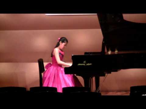 2013Miyoshi ピアノ・メソード演奏会/太田糸音