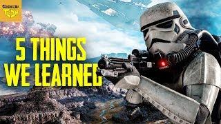 Understanding Combat in Star Wars   Battlefront Simulation