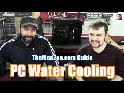 Guide to Alphacool HT 13mm HardTube & Compression Fittings TheModZoo.com