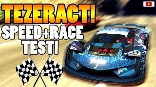 😅🏁Zieht Er Den Cyclone? TEZERACT Speed + Race Test!🏁😅 [GTA 5 Online Super Sport Series Update DLC]