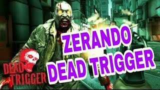 ZERANDO DEAD TRIGGER EP 2 - COMPREI NOVA ARMA