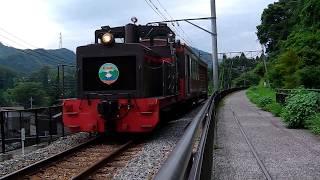 トロッコ列車・旧シェルパ君