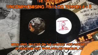 The Untitled - Uncompromising Analog Terror 4 (kut#2)