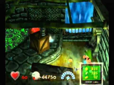 Luigi S Mansion Pipe Room