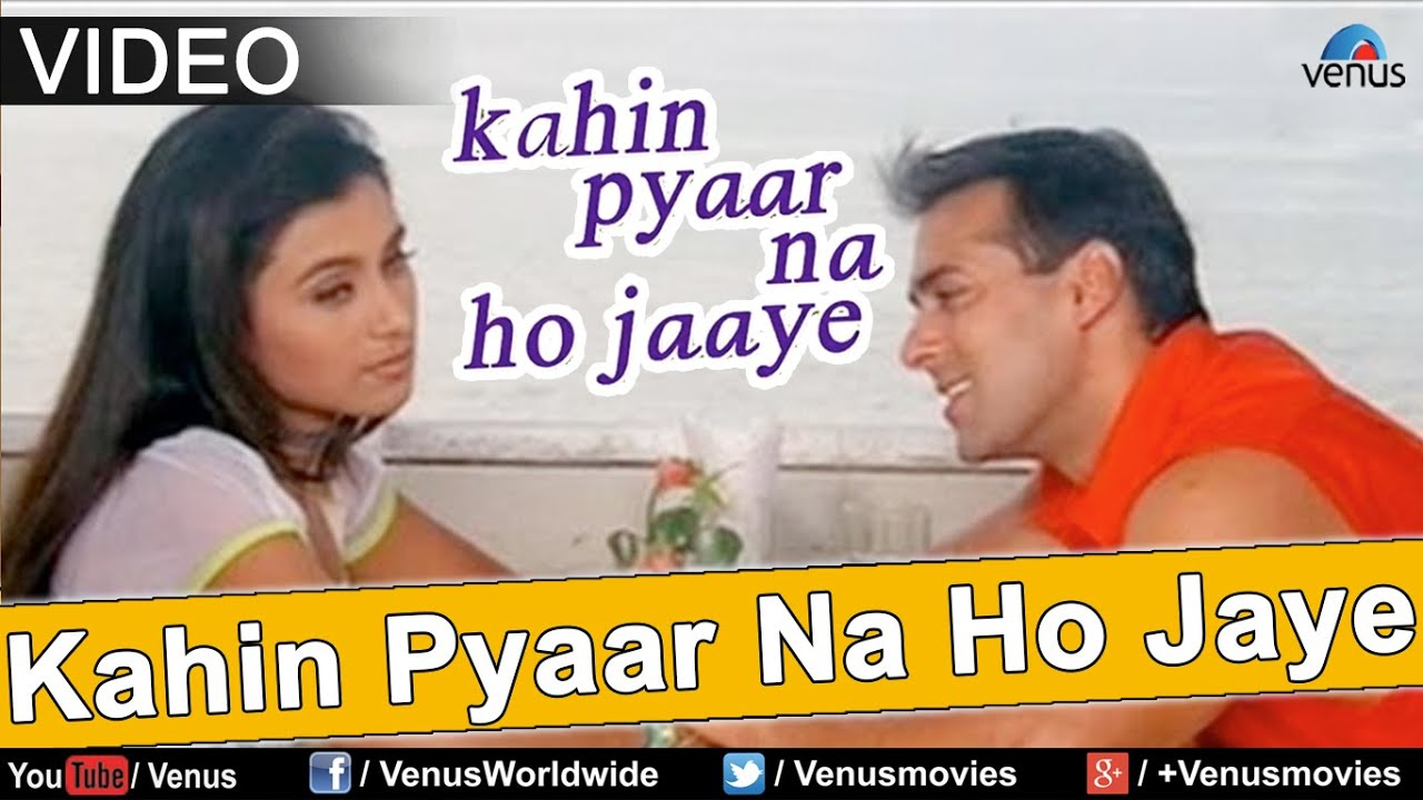 Kahin Pyaar Na Ho Jaye Ringtone Download
