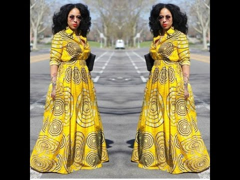 081bbb8784024 Roll it out with Lovely Trendy Ankara Styles 2017 - YouTube