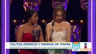 'Roma' gana premio BAFTA a Mejor Película | Noticias con Francisco Zea