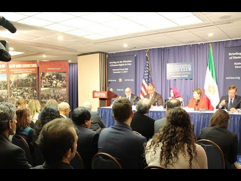 Panel Calls for Accountability Against Iran Rulers for Massacre of Political Prisoners