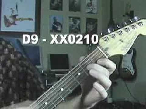 Guitar Chord d9 Videos - YouTube
