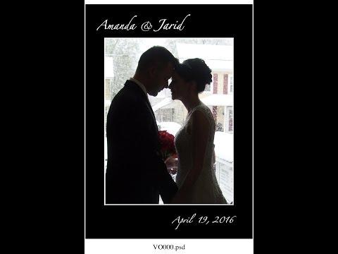 Amanda & Jarid