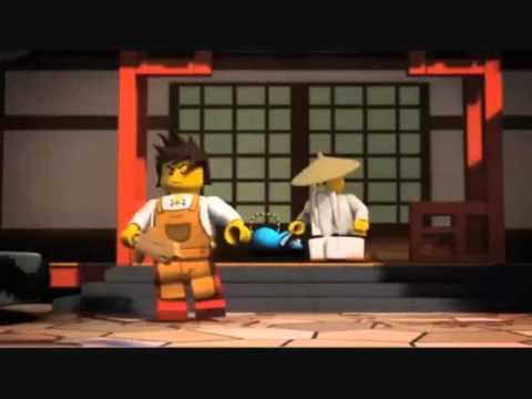 Ninjago Music Video