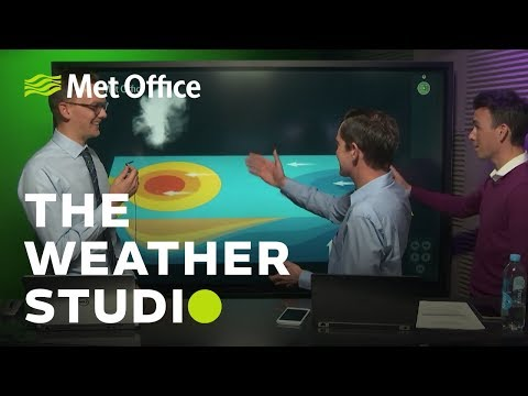 What will influence our winter weather? - The Weather Studio