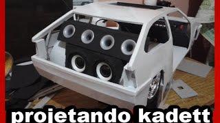 Kadett Miniatura - Como fazer (Parte 1/2) thumbnail
