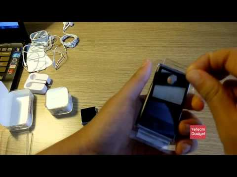 Unboxing iPod Nano 7th Generation Indonesia