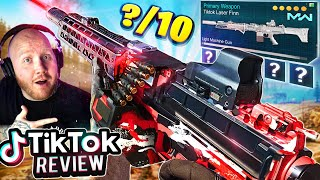TIKTOK FINN!! GUN REVIEW! AN ACTUAL LAZER BEAM!?