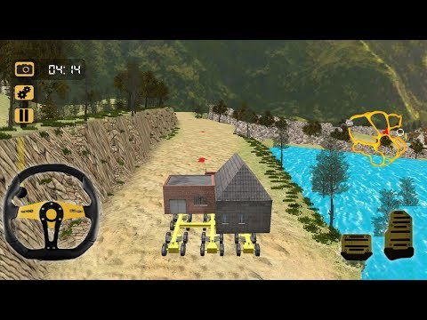 Transport City Building Cargo Island House Mover (by SABRES s Studios) Android play [HD]