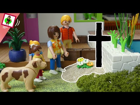 "Playmobil Film ""Bruno´s kurzes Leben"" Familie Jansen  Kinderfilm  Kinderserie"